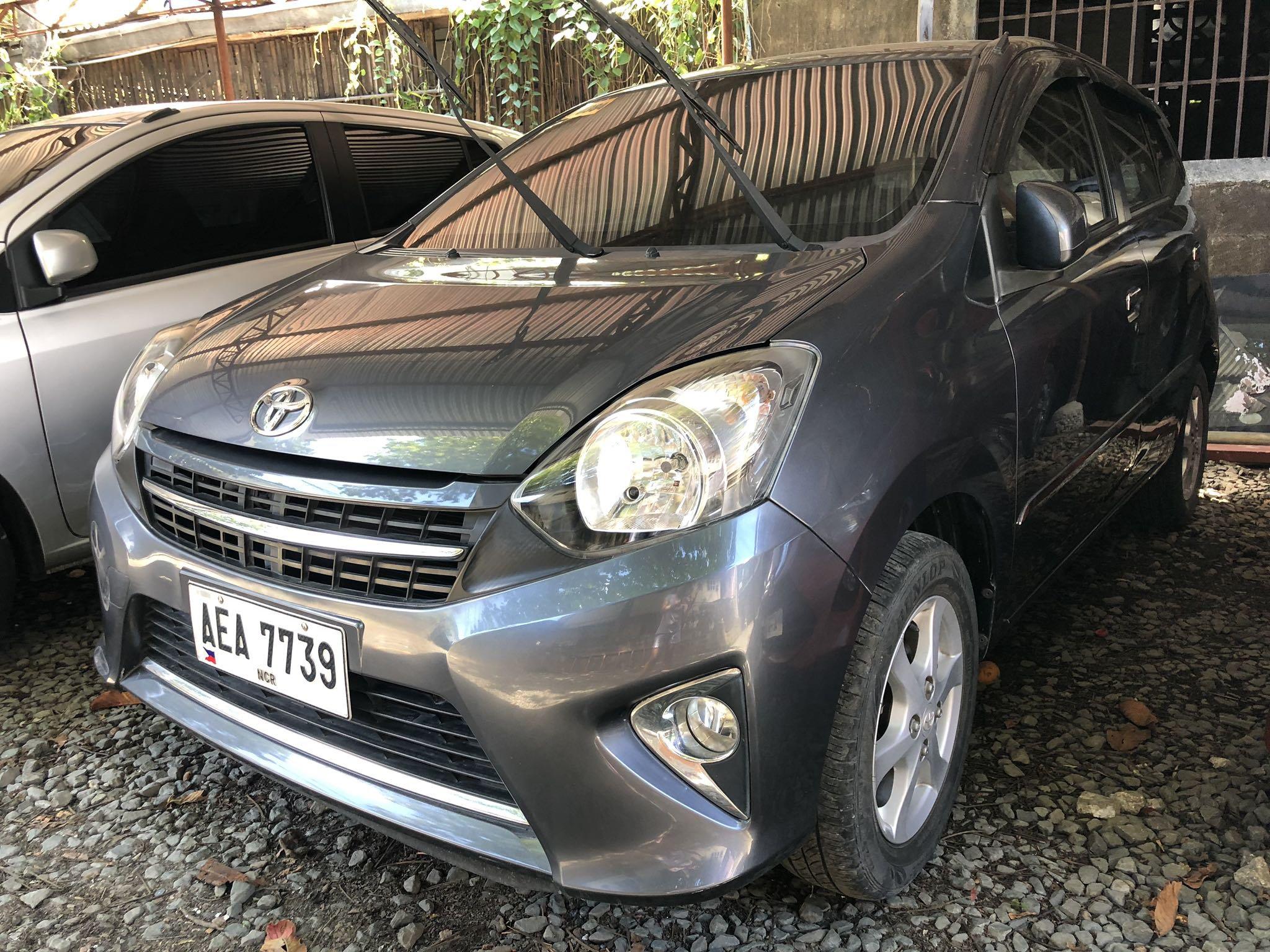2015 Toyota Wigo